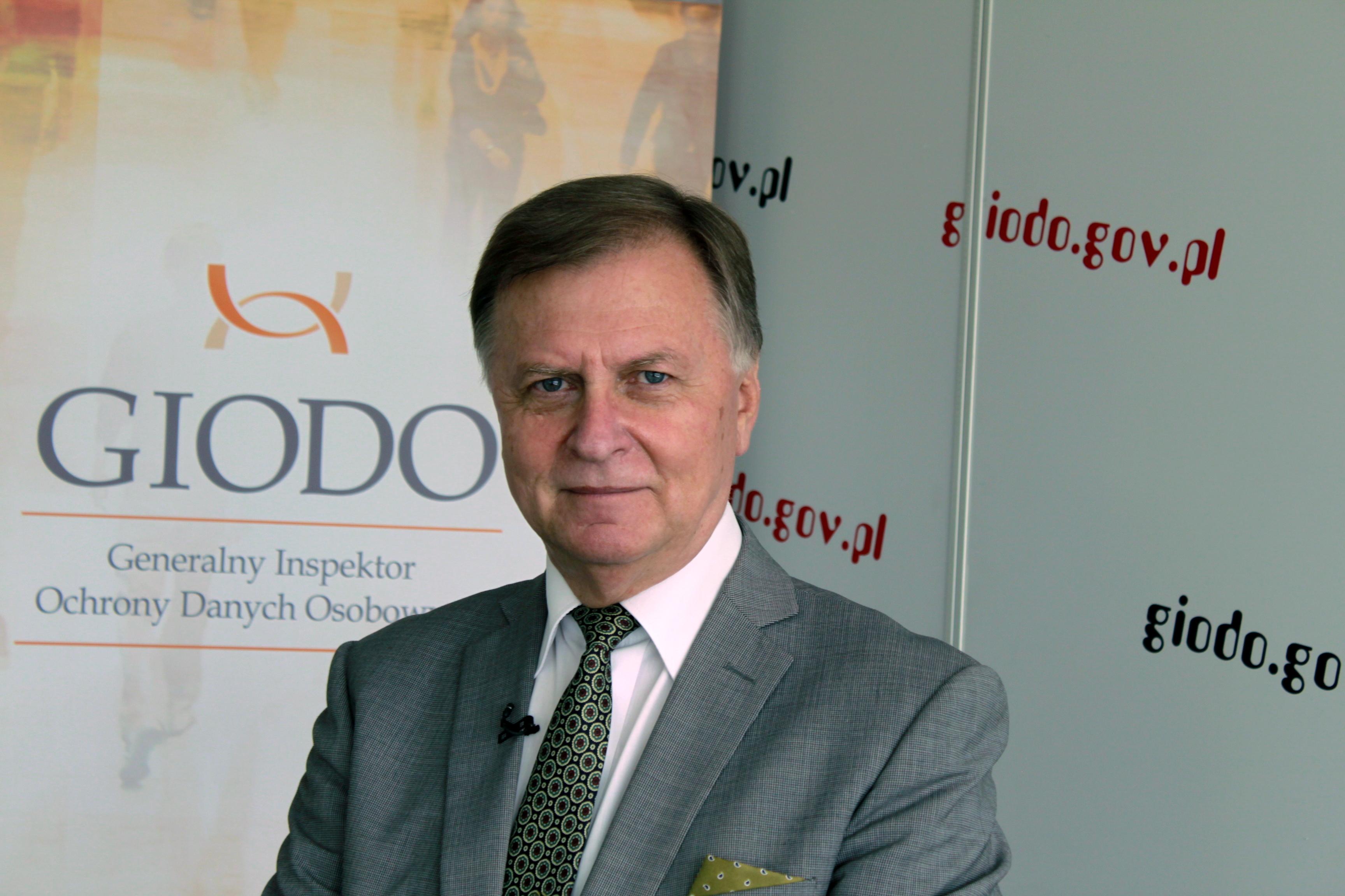 Andrzej Lewiński, zastępca Generalnego Inspektora Danych Osobowych